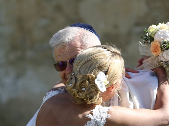 Le mariage de Guy et Doriane à Haux, Gironde 17