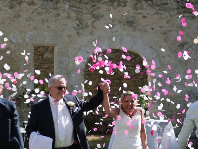 Le mariage de Guy et Doriane à Haux, Gironde 18