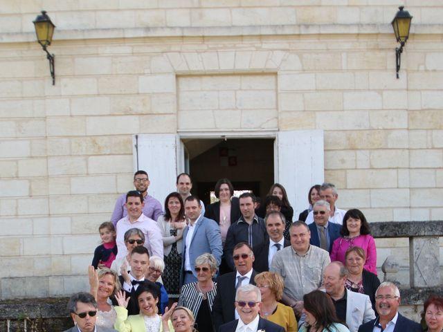 Le mariage de Guy et Doriane à Haux, Gironde 19