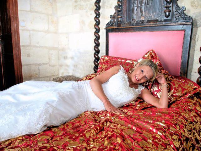 Le mariage de Guy et Doriane à Haux, Gironde 21