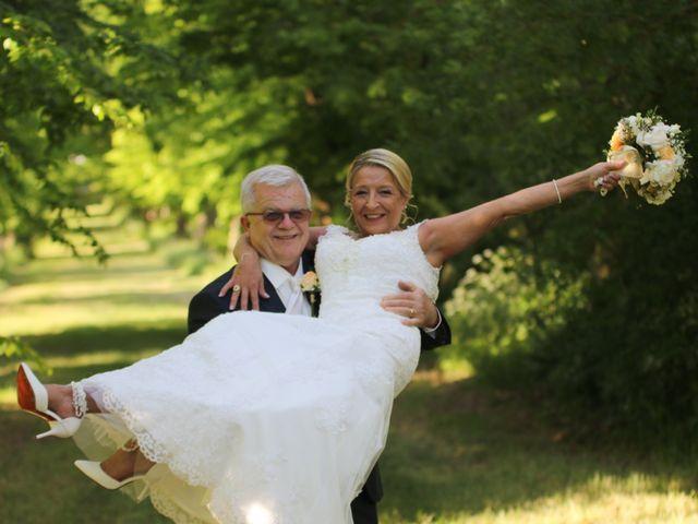 Le mariage de Guy et Doriane à Haux, Gironde 23
