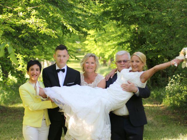 Le mariage de Guy et Doriane à Haux, Gironde 24