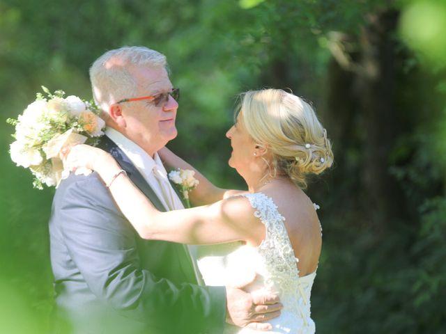 Le mariage de Guy et Doriane à Haux, Gironde 26