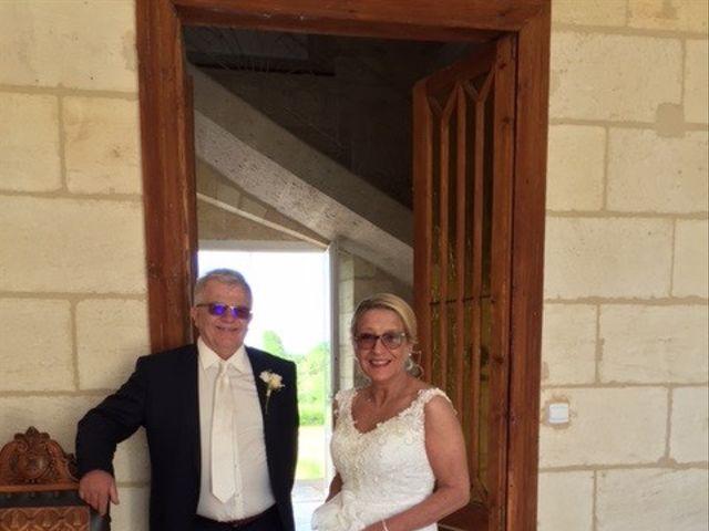 Le mariage de Guy et Doriane à Haux, Gironde 28