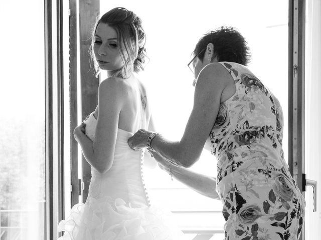 Le mariage de Franck et Laura à Kembs, Haut Rhin 10