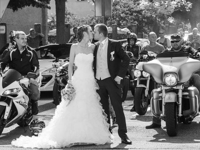Le mariage de Franck et Laura à Kembs, Haut Rhin 33