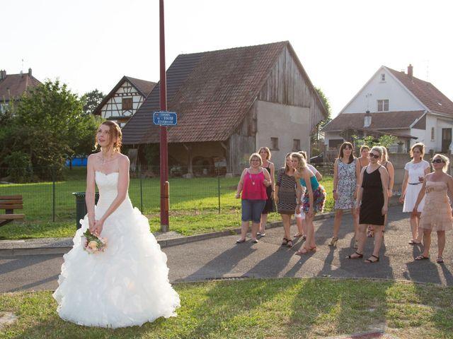 Le mariage de Franck et Laura à Kembs, Haut Rhin 39