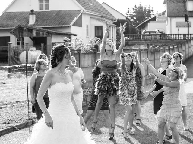 Le mariage de Franck et Laura à Kembs, Haut Rhin 41