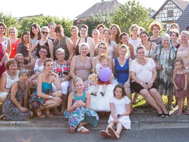 Le mariage de Franck et Laura à Kembs, Haut Rhin 55