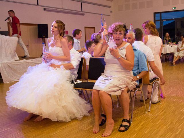 Le mariage de Franck et Laura à Kembs, Haut Rhin 64