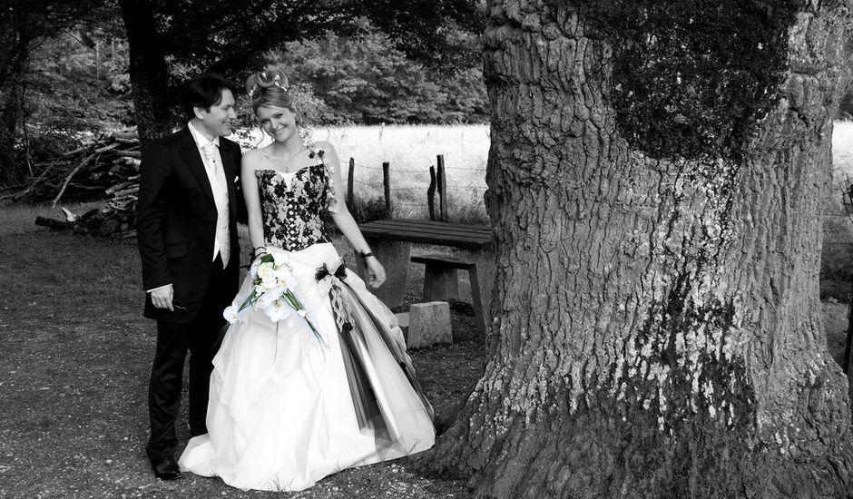 Le mariage de Julie et Manou à Villette-lès-Dole, Jura