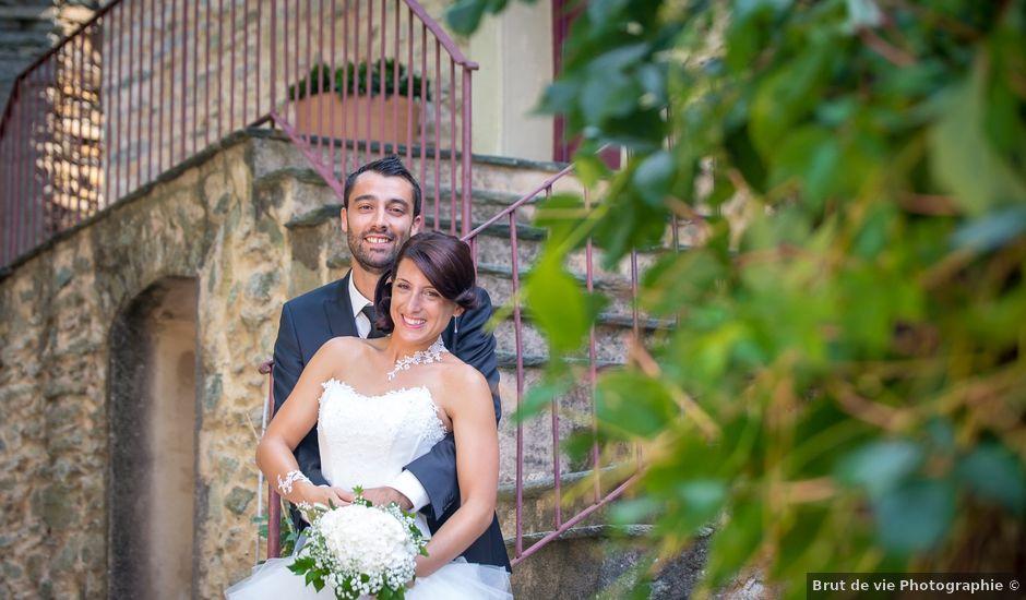 Le mariage de Nicolas et Alice à Rutali, Corse