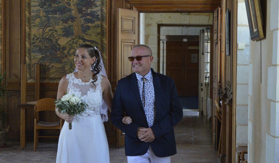 Le mariage de Thibault et Marianne à Saint-Georges-sur-Loire, Maine et Loire