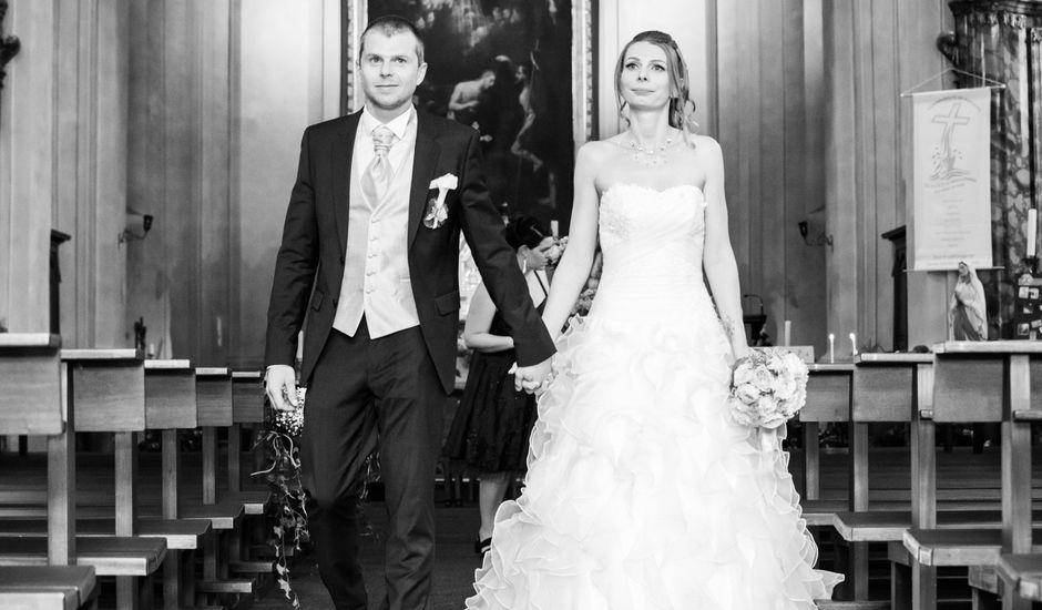 Le mariage de Franck et Laura à Kembs, Haut Rhin