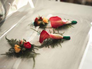 Le mariage de Fleur et Marc-Antoine 1