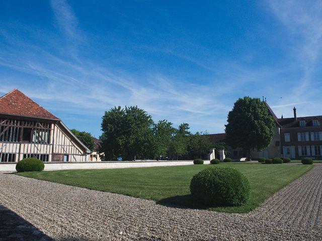 Le mariage de Thomas et Claire à Créney-près-Troyes, Aube 1