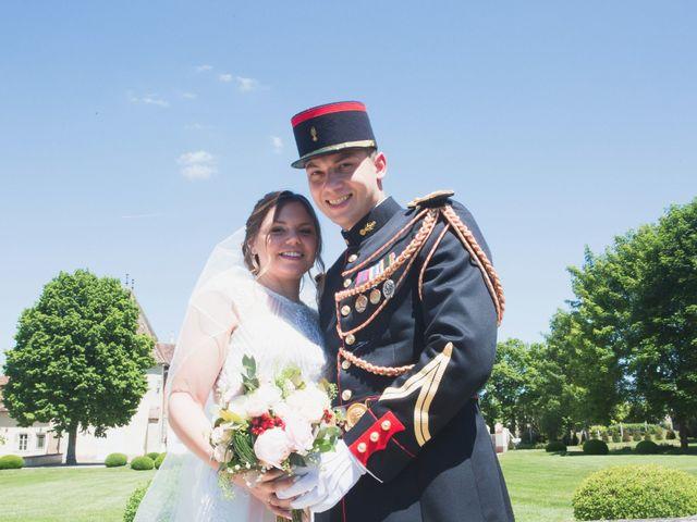 Le mariage de Thomas et Claire à Créney-près-Troyes, Aube 8
