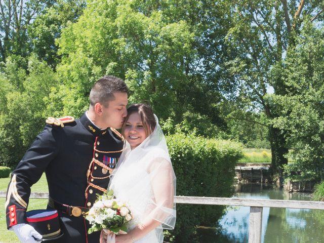 Le mariage de Thomas et Claire à Créney-près-Troyes, Aube 9