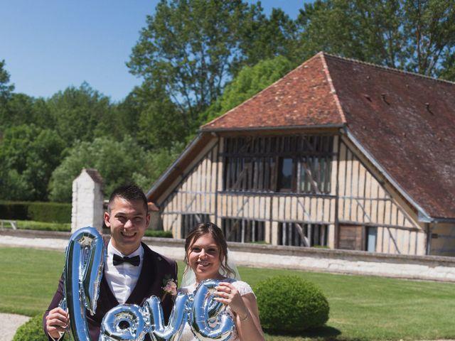Le mariage de Thomas et Claire à Créney-près-Troyes, Aube 17