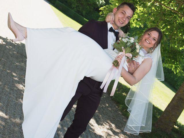 Le mariage de Thomas et Claire à Créney-près-Troyes, Aube 19