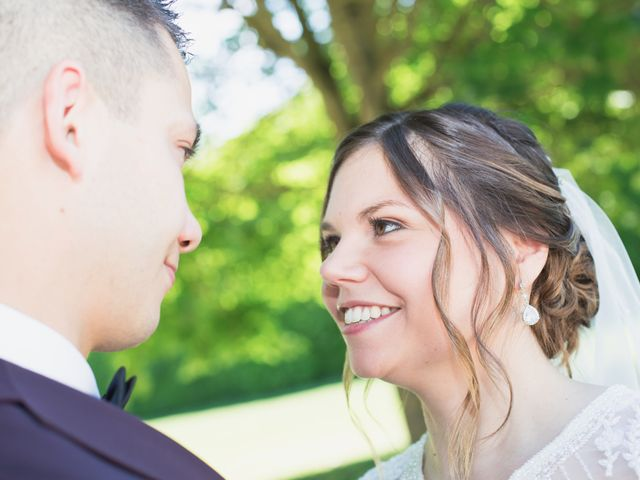 Le mariage de Thomas et Claire à Créney-près-Troyes, Aube 22