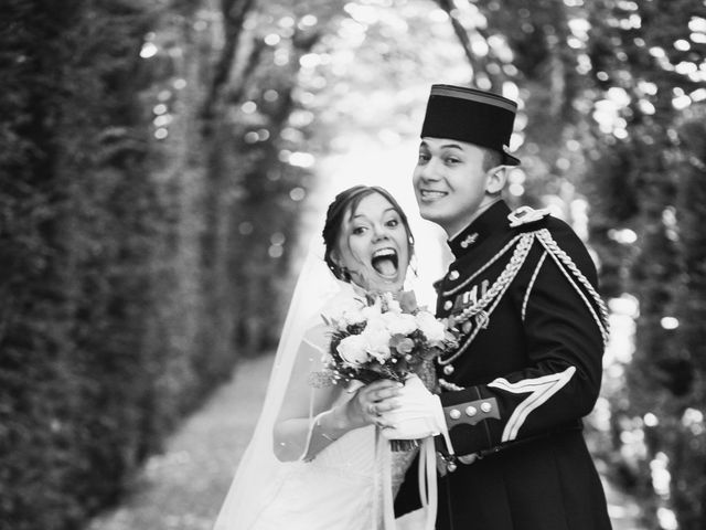 Le mariage de Thomas et Claire à Créney-près-Troyes, Aube 29