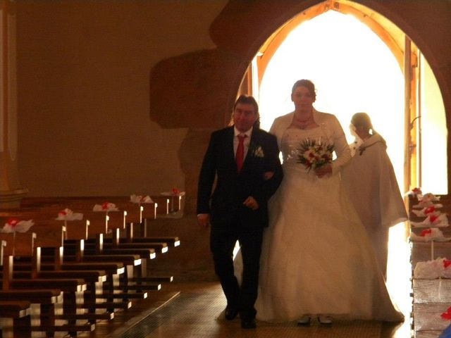 Le mariage de Amandine  et Charles-Henri à Riedisheim, Haut Rhin 19