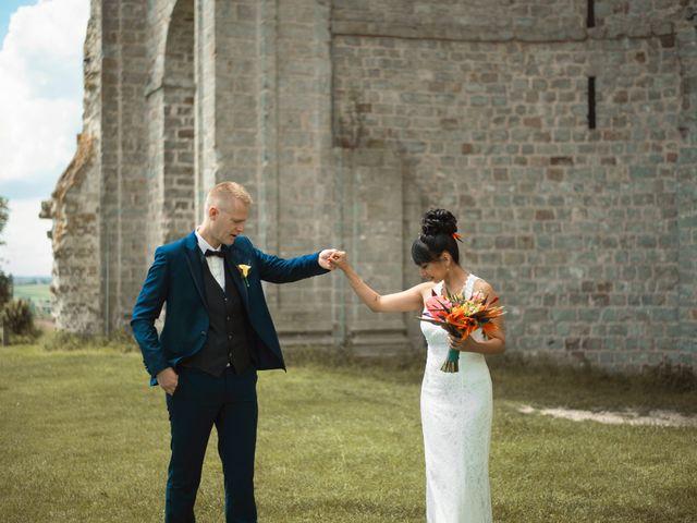 Le mariage de Marc-Antoine et Fleur à Savy-Berlette, Pas-de-Calais 26