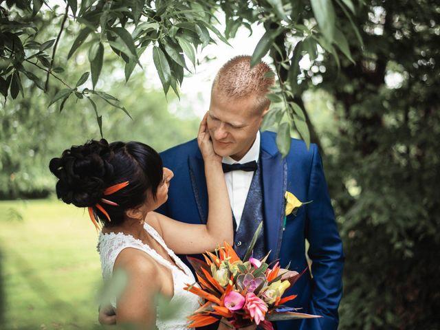 Le mariage de Fleur et Marc-Antoine