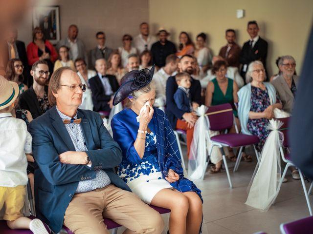 Le mariage de Marc-Antoine et Fleur à Savy-Berlette, Pas-de-Calais 59