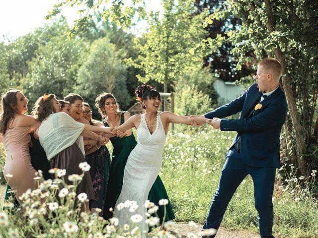 Le mariage de Marc-Antoine et Fleur à Savy-Berlette, Pas-de-Calais 111