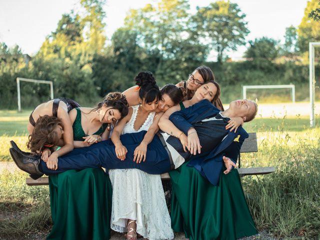Le mariage de Marc-Antoine et Fleur à Savy-Berlette, Pas-de-Calais 117