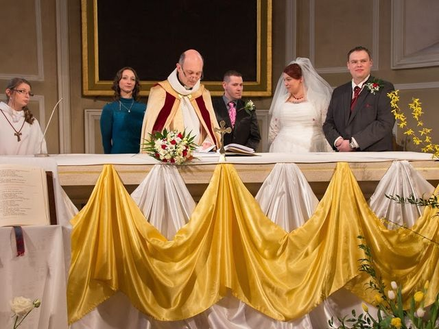 Le mariage de Amandine  et Charles-Henri à Riedisheim, Haut Rhin 11