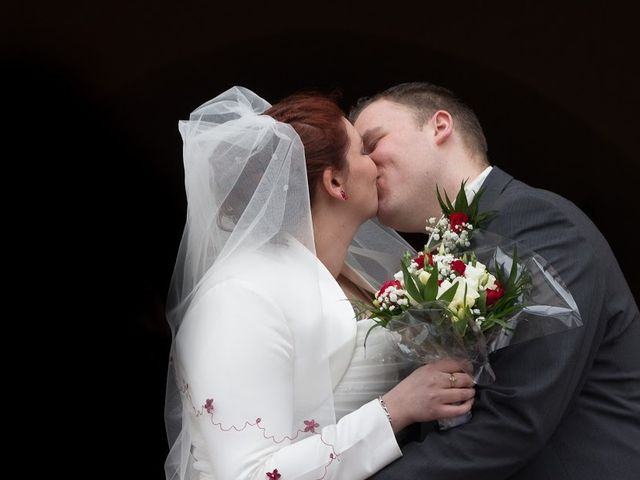 Le mariage de Amandine  et Charles-Henri à Riedisheim, Haut Rhin 10