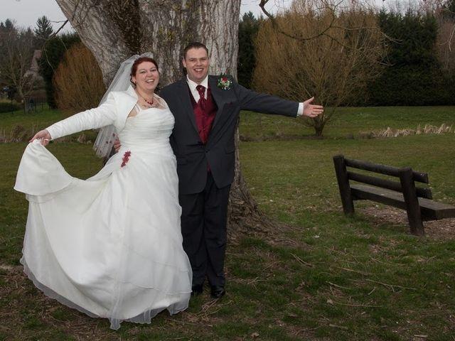 Le mariage de Amandine  et Charles-Henri à Riedisheim, Haut Rhin 29