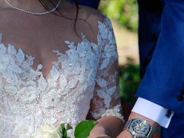 Le mariage de Thomas et Emilie à Grasse, Alpes-Maritimes 27