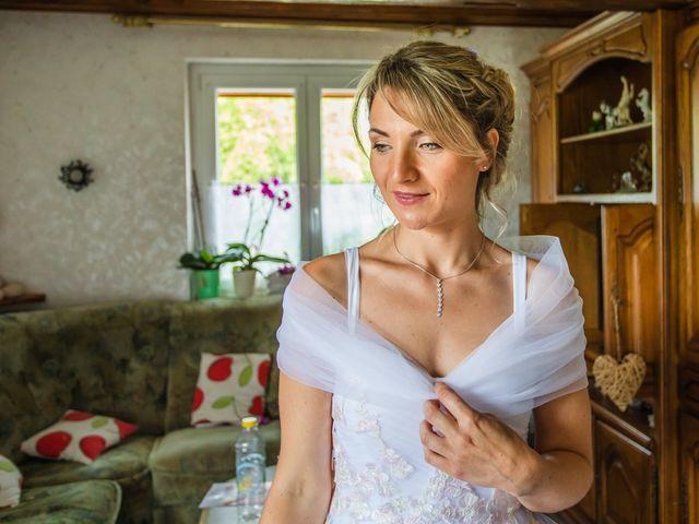 Le mariage de Cyrille et Suzanne à Steinbrunn-le-Bas, Haut Rhin 12