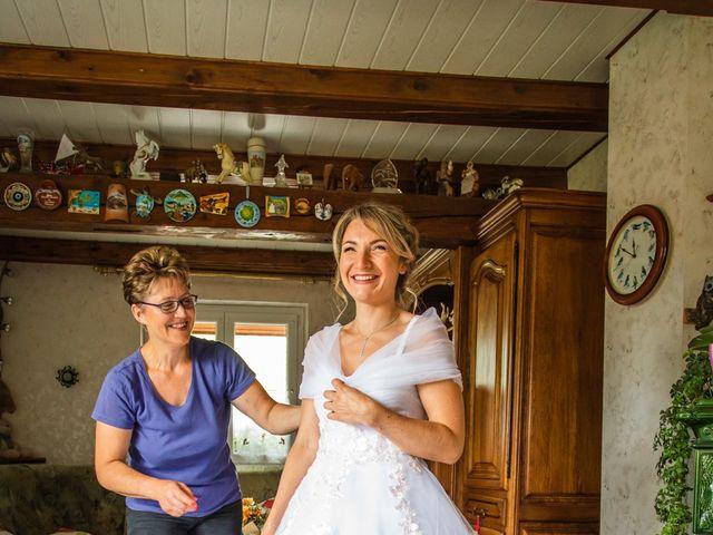 Le mariage de Cyrille et Suzanne à Steinbrunn-le-Bas, Haut Rhin 13