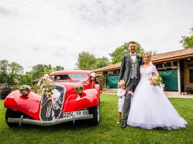 Le mariage de Cyrille et Suzanne à Steinbrunn-le-Bas, Haut Rhin 19