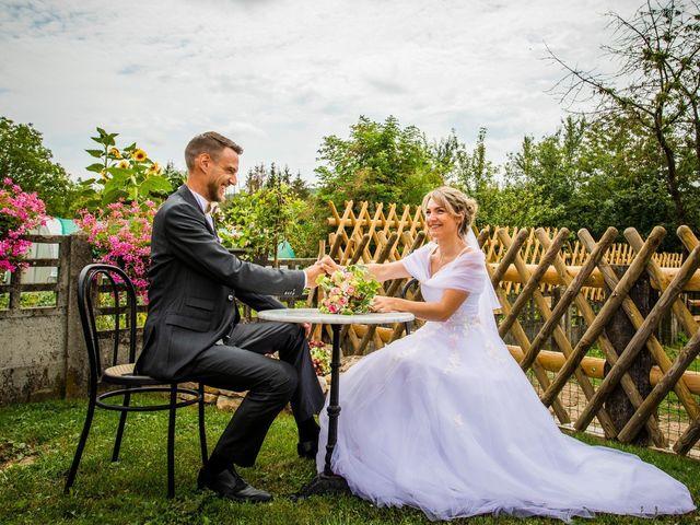 Le mariage de Cyrille et Suzanne à Steinbrunn-le-Bas, Haut Rhin 22