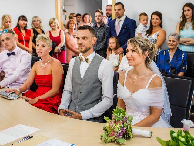 Le mariage de Cyrille et Suzanne à Steinbrunn-le-Bas, Haut Rhin 23