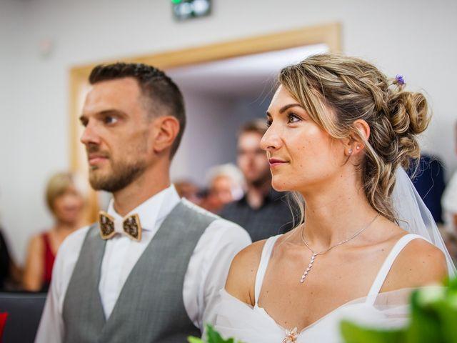 Le mariage de Cyrille et Suzanne à Steinbrunn-le-Bas, Haut Rhin 24