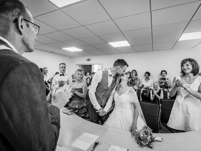 Le mariage de Cyrille et Suzanne à Steinbrunn-le-Bas, Haut Rhin 26