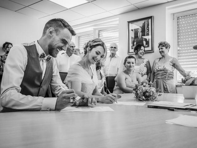 Le mariage de Cyrille et Suzanne à Steinbrunn-le-Bas, Haut Rhin 27