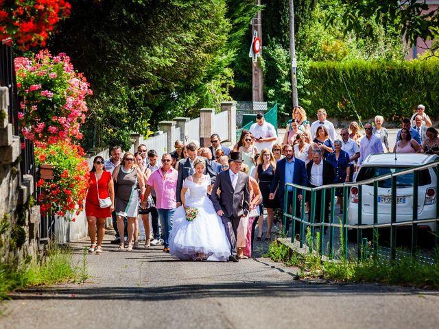 Le mariage de Cyrille et Suzanne à Steinbrunn-le-Bas, Haut Rhin 28