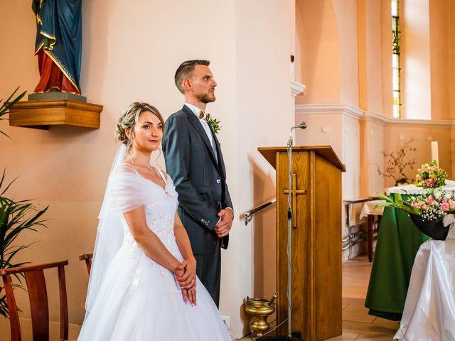 Le mariage de Cyrille et Suzanne à Steinbrunn-le-Bas, Haut Rhin 33