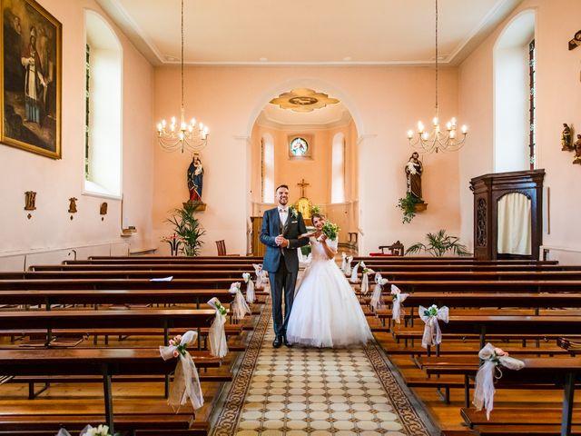 Le mariage de Cyrille et Suzanne à Steinbrunn-le-Bas, Haut Rhin 34