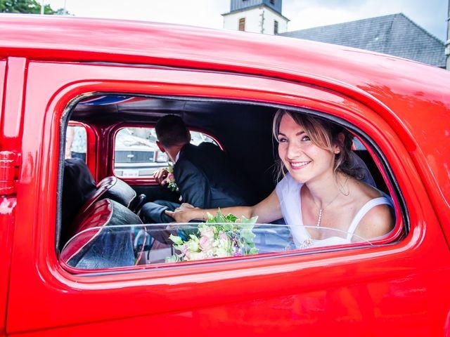 Le mariage de Cyrille et Suzanne à Steinbrunn-le-Bas, Haut Rhin 37