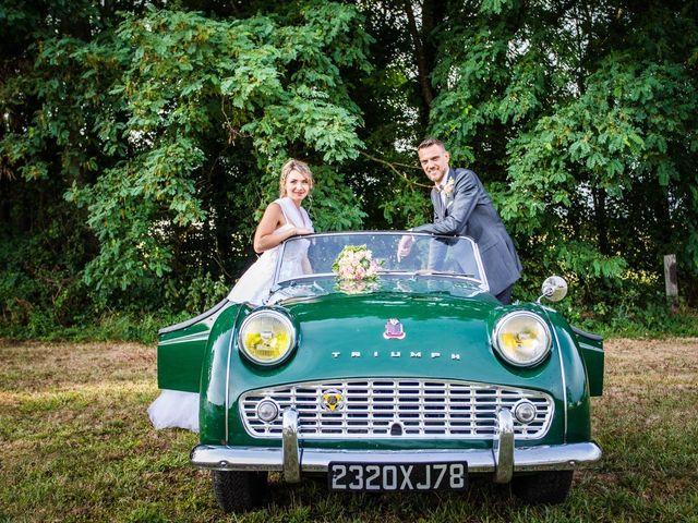 Le mariage de Cyrille et Suzanne à Steinbrunn-le-Bas, Haut Rhin 39