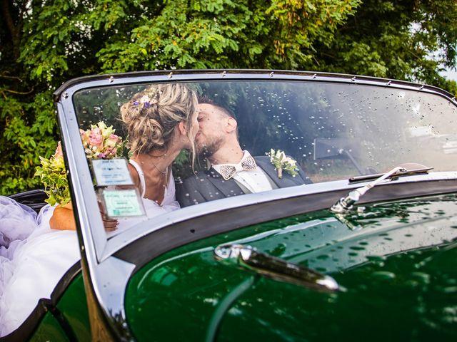 Le mariage de Cyrille et Suzanne à Steinbrunn-le-Bas, Haut Rhin 40